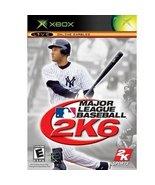 MLB 2K6 Xbox [video game] - $6.46