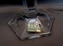 Matching Pr .Mikasa Cambridge 6.5-Inch Taper Candle Holders~Elegant image 5