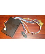 Wards 2000 Computer Electrical Housing Box w/On-Off Switch & Power Harne... - $15.00