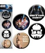 Star Wars Darth Vader Stormtrooper Princess Lei... - $3.99
