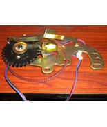 Wards 2000 Computer Motor Bracket w/Belt Gear & Reader + Belt - $12.50