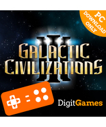 Galactic Civilizations III 3 - PC / Steam CD Key - Game Download Code - $27.99