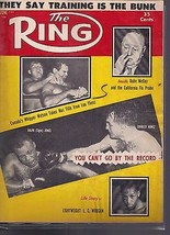 Ring Magazine  Life Story L.C. Morgan June 1954 - $19.78