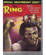 Ring Magazine The George Foreman Picture Portfolio and Life Story May 1973 - $19.78