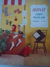 Bernat Gift Bazaar Handcrafter Pattern Booklet 1956 - $5.99