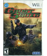 Ghost Squad (Nintendo Wii, 2007) Complete! - $5.93