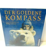 Kosmos Der Goldene Kompass Board Game Sealed German! - $8.22