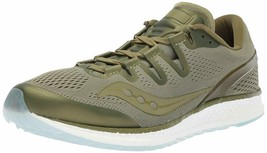 Saucony Freedom ISO Men's Running Shoes Olive, Size 4.5 M - €36,10 EUR