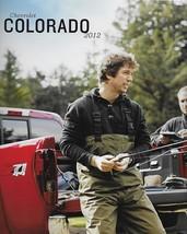 2012 Chevrolet COLORADO brochure catalog US 12 Chevy Work Z85 Sport Z71 - $8.00