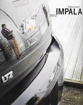 2012 Chevrolet IMPALA sales brochure catalog US 12 Chevy LS LT LTZ - $6.00