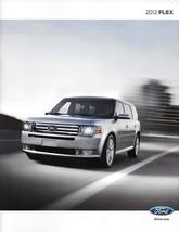 2012 Ford FLEX sales brochure catalog US 12 SE SEL Limited Titanium - $8.00
