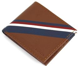 Tommy Hilfiger Men's Premium Leather Credit Card ID Wallet Passcase 31TL130012 image 11