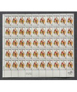 Family Planning, Sheet of 8 cent stamps, 50 stamps - $7.50