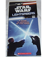 Star Wars Light Sabers: A Guide to Weapons of the Force Paperback - $7.99
