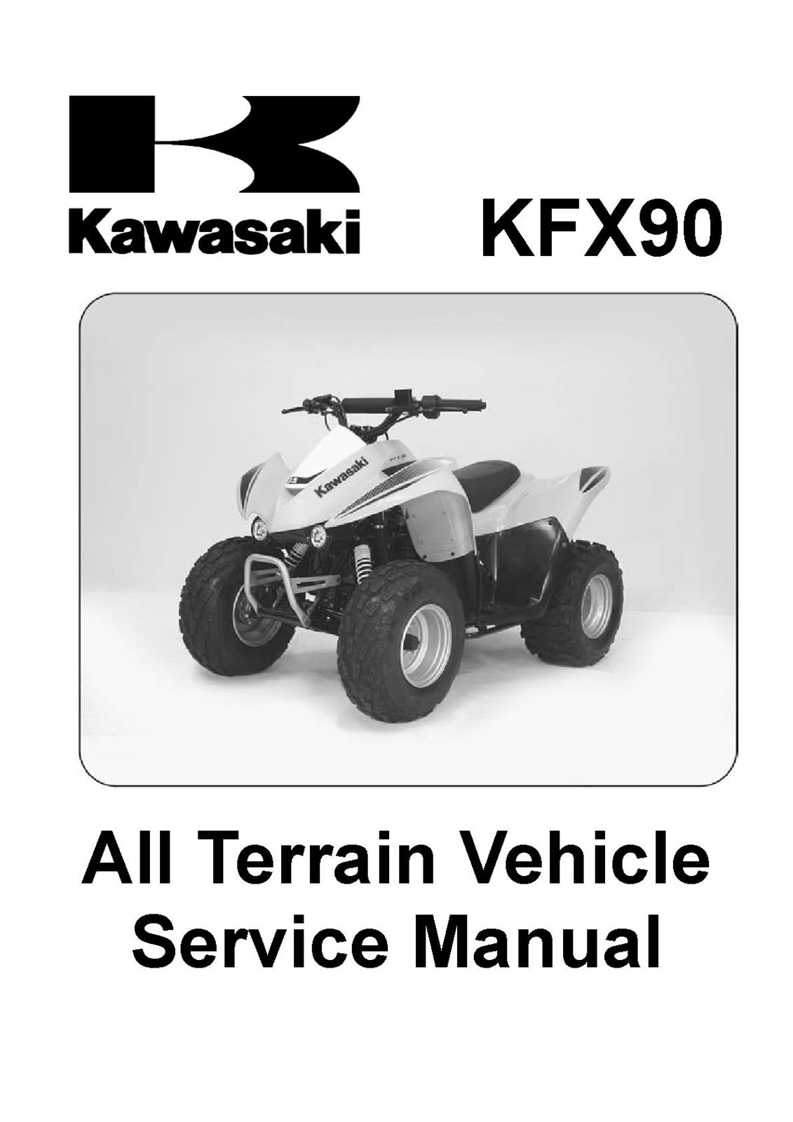 pay for kawasaki kfx 50 service manual repair 2007 2009 kfx50 Array - manual  man 2 customer reviews and 118 listings rh bonanza com