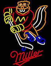 Miller Minnesota Golden Gophers Neon Sign - $699.00