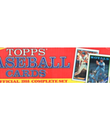 Topps Baseball Cards The Official 1988 Complete Set (792 Cards) - $18.90