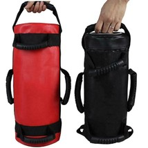 Unfilled Power Bag PU Leather Fitness Body Building Muscle Training Sand... - $35.27+