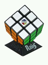 Rubiks Cube Game Mystery Puzzle Mysteries Thinking Mind Combination Colo... - $12.08