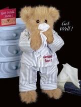 """Bearington Bears """"Illie Willie"""" 10"""" Collector Bear- Sku #1712 - 2006-  R... - $24.99"""