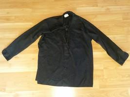 Men's Dickie's Button Front Shirt Black - €17,45 EUR