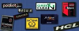 1000 pcs. Custom Clothing Woven Labels(Custom Design, Custom Quantity) - $85.00