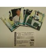 Minor League Baseball 1997 Tyler Texas Wildcatters 22 team set cards inc... - $9.95