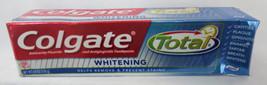 Toothpaste Colgate Total Whitening Anticavity & Antigingivitis Toothpaste 6 oz - $1.88