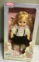 """Horsman Doll Lively Sofskin 0444113"""" Orig Box Made in USA Collectors Ed. #D12 - $41.16"""