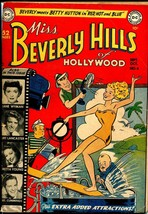 Miss Beverly Hills of Hollywood #4 1949-DC-swimsuit-Ray Milland-Jane Wym... - $123.58