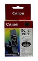 Canon BCI-21 Ink Tank-Black - $10.95