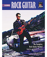 Complete Rock Guitar Method Book w/CD/Paul Howard - $19.00