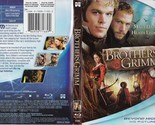 THE BROTHERS GRIMM  (Blu-Ray)   Matt Damon  Heath Ledger  Monica Belluci