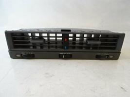 99 Mercedes R129 SL500 SL320 dash air vent, center, gray 1298300654 - $112.19