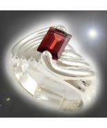 HAUNTED RING CALL YOUR PERFECT OOAK CUSTOM VAMPIRE SPIRIT MAGICK CASSIA4 - $133.00