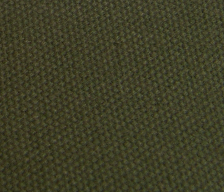 """Olive Drab Cotton Duck, #8 Chair Duck, 58½"""" Wide Sold By The Yard - 36"""""""