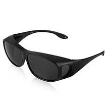 Plastic Fit over Sunglasses For Women And Man Polarized Sunglasses UV 40... - $15.55