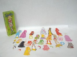 Vintage 1971 Barbie Paper Doll Bloom Zoom Whitm... - $14.85