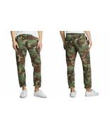 Polo Ralph Lauren Men's Cotton Bedford Stretch Flat Pants Camo Green 32 ... - $56.42