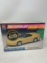 AMT ERTL 1997 Pontiac Firebird Trans Am SnapFast Plus 1:25 Model Kit  - $17.41