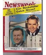 Newsweek: Can Rockefeller Catch Nixon November 16, 1959 - $14.84