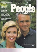 People Magazine Tom Eagleton August 5, 1974 - $24.74