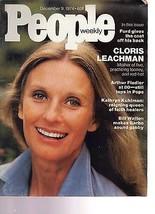 People Magazine Cloris Leachman December 9, 1974 - $14.80