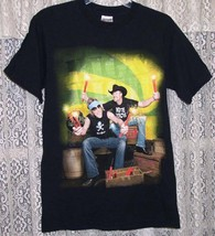BIG & RICH CONCERT TOUR T SHIRT COUNTRY MUZIK WITHOUT PREJUDICE - $34.99