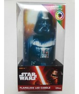 Star Wars Flameless LED Candle Lot of 9: 1 Darth Vader & 8 Troopers - $13.61