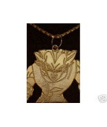 Wow Vegeta Gold Plated Dragonball Z pendant Charm Jewelry - $47.83