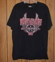 Cruefest T Shirt 2006 Benefit Asphalt Valentine Ohio - $99.99