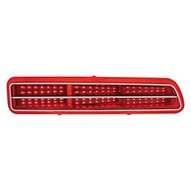 United Pacific 84 LED Tail Light Lens W/Sequential Feature For 1969 Chevy Camaro - $140.09