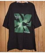 Depeche Mode Concerrt Tour T Shirt Vintage 2001 Exciter - $64.99