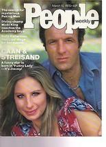 People Magazine Cann & Streisand   March 10, 1975 - $14.80